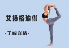 艾扬格瑜伽培训课程