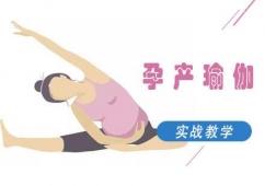 孕产瑜伽培训课程