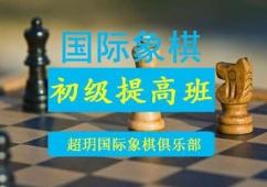 国际象棋初级提高培训班