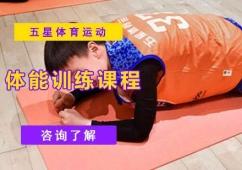 体能训练课程