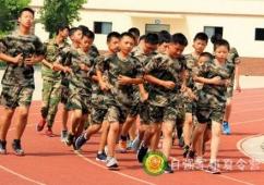 学生军事夏令营15天班活动