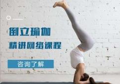 倒立瑜伽精讲网络课程