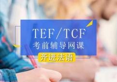 TEF/TCF考前辅导网课